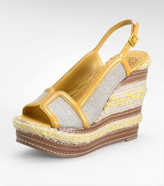 Chaussures À Haut Talon Compensé Breacher | Womens Soldes | ToryBurch.fr