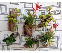 Create a Tiny Wall Garden - 50 Vertical Garden Ideas That Will Change the Way You Think About Gardening | https://homebnc.com/best-vertical-garden-ideas-designs/  | #garden #gardening #vertical #ideas #decorating #decor #decoration #idea #home #homedecor #lifestyle  #beautiful #creative #modern #design #homebnc