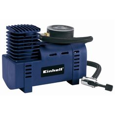 Einhell BT-AC 12V Car Pump with manometer and light adapter
