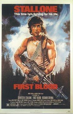 First Blood, 1982 (Rambo)