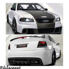 Regulatuning Body Kit For The Gorgeous Audi B5 Design Such A