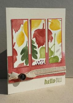 DTGD14Stampmomma - Hello Fall by superjen - Cards and Paper Crafts at Splitcoaststampers
