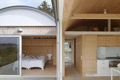 Summer houses In Slavik / Fahlander Arkitekter.