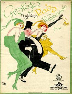 Grotesk-Rag, 1921 (ill.: Vertès); ref. 15182