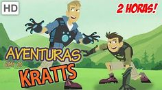 aventuras com os kratts o leão despenteado parte 2 - YouTube