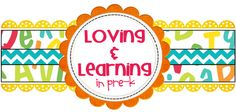 Loving and Learning in Pre-K great ideas morning message, rules etc.
