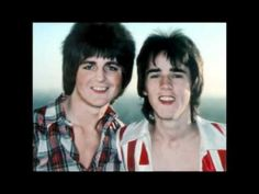 """Here Comes That Feeling Again""- The Bay City Rollers. Alan on lead vocals."