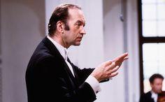 Nikolaus Harnoncourt - 11 Fakten über Dirigenten: Nikolaus Harnoncourt