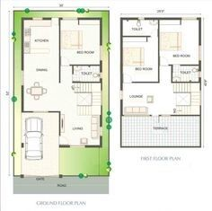 Indian house plans - Home Architecture Sq Ft Apartment Floor Plan Realty Sq Ft Duplex House Plans Simple House Plans, My House Plans, Bedroom House Plans, House Floor Plans, House Layout Plans, House Layouts, Plantas Duplex, The Plan, How To Plan