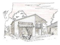 1000 images about above garage plans on pinterest for Adu garage plans