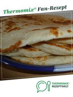 Naan, DAS ultimative softe indische Fladenbrot von tinyk. Ein Thermomix ® Rezept aus der Kategorie Brot & Brötchen auf www.rezeptwelt.de, der Thermomix ® Community.