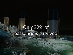 21 Unsinkable facts about the Titanic. Titanic Wreck, Real Titanic, Titanic Sinking, Titanic History, Titanic Ship, Titanic Movie Facts, Titanic Quotes, Funny Facts, Weird Facts