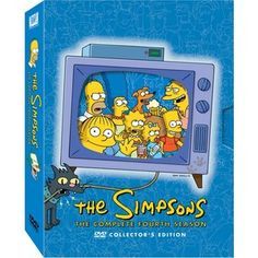 The Simpsons: The Complete Fourth Season (Full Frame)