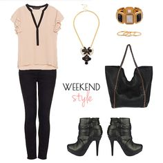 #ShopPD #SummerEssentials  Weekend-Style-classic-casual