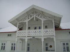 Sveitserstil og sveitserhus - Stiltre