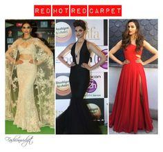 """Best Dressed June 2016 (Bollywood Edition): Deepika Padukone"" by fashionwidget ❤ liked on Polyvore"