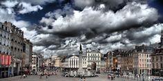 La Grand Place à Lille [Nord-Pas-de-Callais]