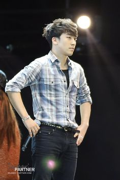 Seungri at Harbin Fan Meeting 150321