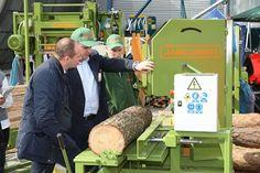 Wystawa LAS-EXPO z jubileuszem  XV edycja Targów Przemysłu Drzewnego i Gospodarki Zasobami Leśnymi