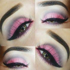 Eye makeup French Makeup, Eye Makeup, Halloween Face Makeup, Artist, Instagram, Make Up, Makeup Eyes, Artists, Eye Make Up