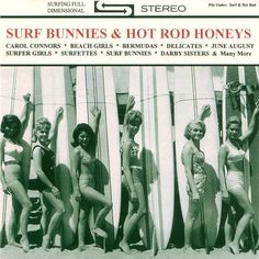 "Various Artists, ""Surf Bunnies & Hot Rod Honeys"" (compilation)"