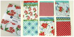 New Fabric coming soon - Diary of a Quilter - a quilt blog