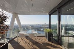 What a view! Berlin view apartment in Berlin terrace