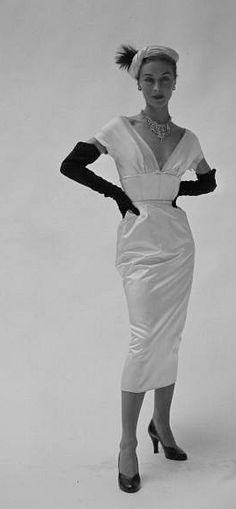 1951 model is Gigi, photo by Gordon Parks.