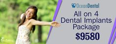 All on 4 #dental #implants package.