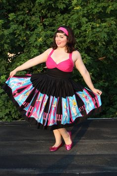 Twee Valley High // Dressed Up in #Burlesque Babes #PinUpGirlClothing
