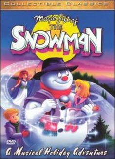 """""""Magic Gift of The Snowman"""" is a heartwarming Christmas film about a snowman that comes to life. Watch it for free! Free Christmas Movies, Vhs To Dvd, Streaming Movies, Good Movies, Movies Online, Snowman, Animation, Magic, Film"""