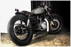 Yamaha SR 400 Pipeburn - Purveyors of Classic Motorcycles, Cafe Racers & Custom motorbikes