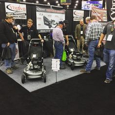 Day 2 in the books. People stopping us in the hall to tell us how much they like our products landscapers replacing all their walks with Ybravo and new guys discovering our products! Today was a win! #ybravo25 #commercial #mower #gie #usa #landscape #landscaper #landscape #landscapes #lawn #lawnmower #lawncare #ybravo  Thanks for stopping by @everagelawncare @lanierlawncare @olympiclawncare