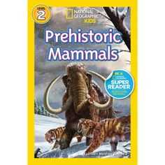 With beautiful and engaging illustrations, authentic photos, and accessible text, kids will learn all about these mighty mammals in this Level 2 Reader.