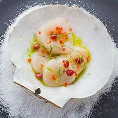 Learn to make scallops ceviche from Martin Morales Ceviche: Peruvian Kitchen