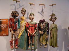 Como hacer marionetas - Taringa!