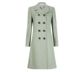 wool princess coat - if it were ever consistently cool enough to wear a coat here in Florida. I super heart Florida.