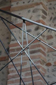 Architectes-toulouse.com - Maison Noire (de béton et d'acier) - Maison résolument contemporaine au coeur de Lauzerville (31) - Lauzerville