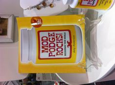 Mod Podge Rocks! The bestselling craft book :)