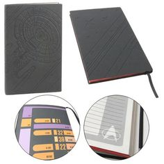 rogeriodemetrio.com: Star Trek: The Next Generation Enterprise Journal