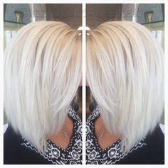 Blonde hair #aveda #blondie