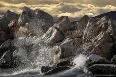Photoscapes: Θυμωμένη θάλασσα/Angry sea