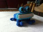Blogg - Mönster på virkat och stickat - Crochetra