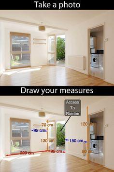 iPad apps: Photo Measures