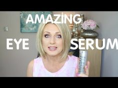 REDUCE THE APPEARANCE OF FINE LINES,WRINKLES AND CROWS FEET - TIGHT EYE SCIENCE SERUM - YouTube