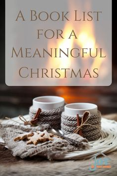 A meaningful Christmas is something we all desire, and this book list of a meaningful Christmas will create this atmosphere every holiday.  via @joyinthehome