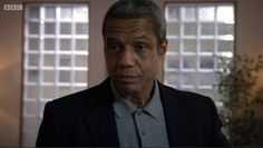 Ric Griffin - Hugh Quarshie 18.50 Holby City, Fictional Characters