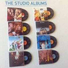 Abba vinyl album