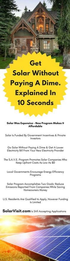 Solar Energy Tips To Help You Go Green. If you are looking to reduce your energy consumption, solar energy is the way to go. Solar energy lets you get energy from the sun. Read on and lear Bauhaus, Solar Companies, Alternative Energy, Solar Power, Solar Energy, My New Room, Renewable Energy, Architecture, Solar Panels