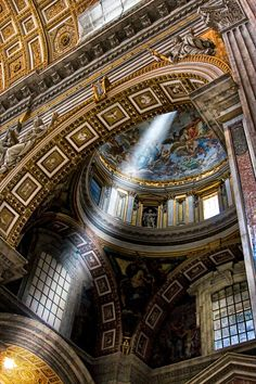 Vatican City, Italy - Sistine Chapel. A Return to classical architecture (notice no pointed gothic arches). WEEK 23